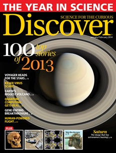 Discover magazine top 10